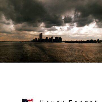 NY Skyline by nyscooby