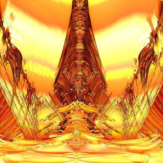 Quetzal Stargate Bridge by Saquedon