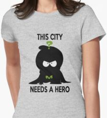 mysterion Women's Fitted T-Shirt