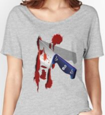 The Butcher Knife Women's Relaxed Fit T-Shirt