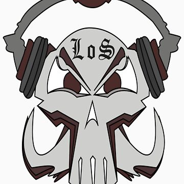 L.O.S logo by lordofsp33d