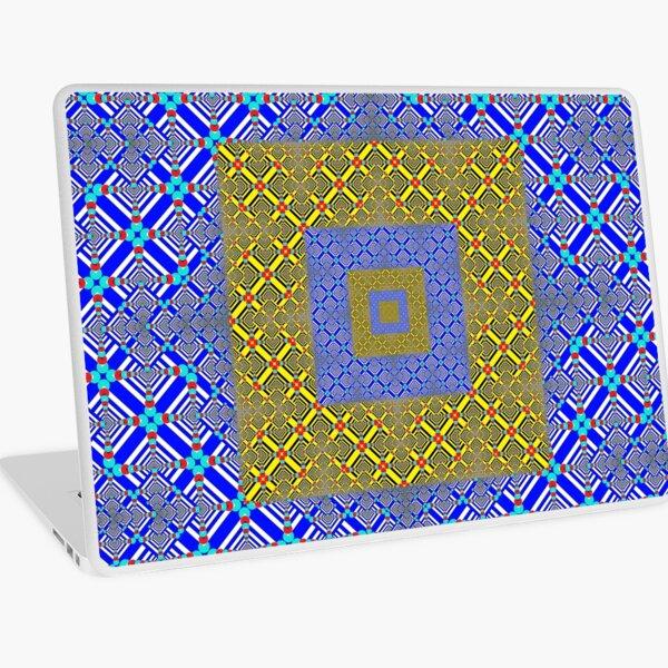 Motif, Visual arts, Psychedelic Laptop Skin