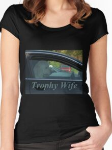 Trophy Wife Women's Fitted Scoop T-Shirt