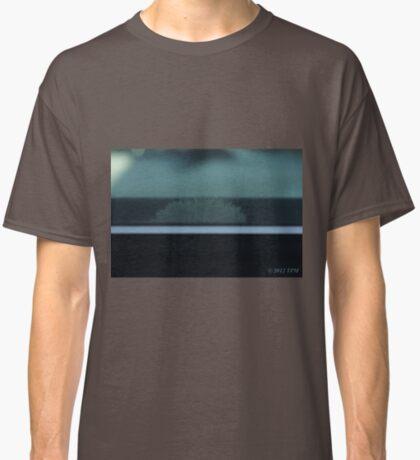 Trophy Wife Hides Head Classic T-Shirt
