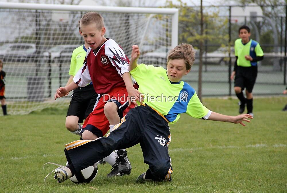 Soccer by Deidre Piechocki