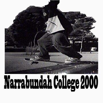 Narrabundah College Skatepark 2000 by caratgold