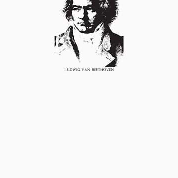 Ludwig van Beethoven 1818  by codexNovus
