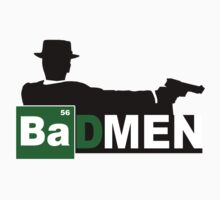 Bad Men (Mad Men / Breaking Bad Shirt)