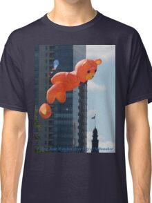 Flying Bear Watches Over City of Milwaukee Classic T-Shirt