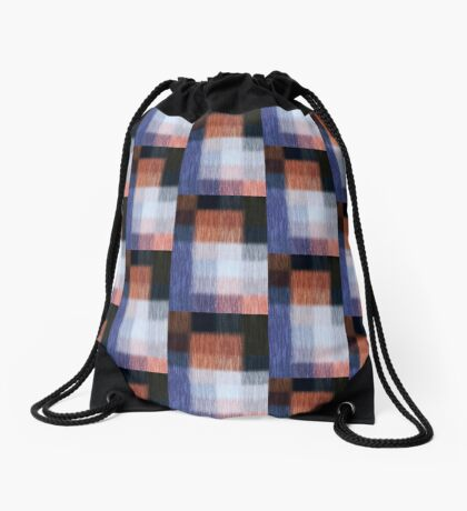 Friends Who've Dyed Drawstring Bag