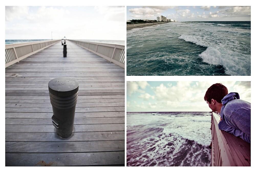 The Pier by Tucker Adams by SharksEatMeat