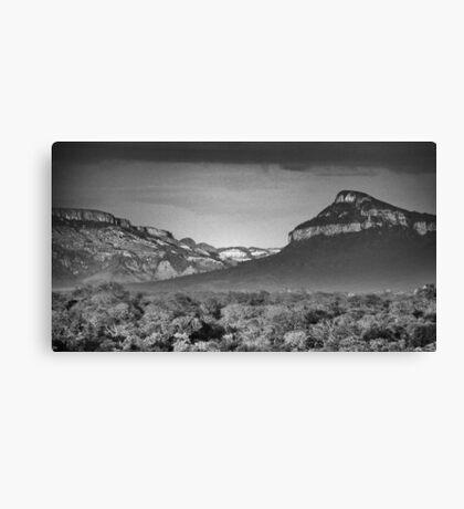 Drakensburg Escarpment Canvas Print
