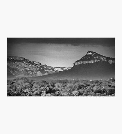 Drakensburg Escarpment Photographic Print