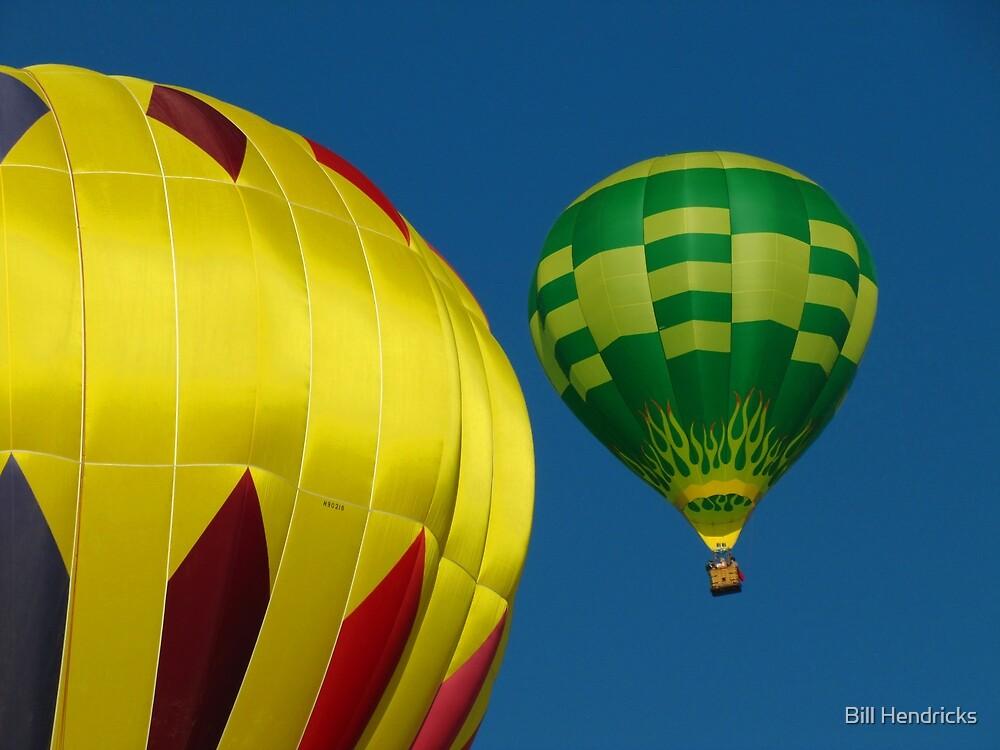 Green and Yellow by Bill Hendricks
