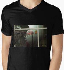 Peeping Tom Men's V-Neck T-Shirt