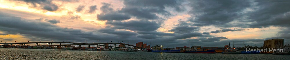 Potters Cay Dock by Rashad Penn