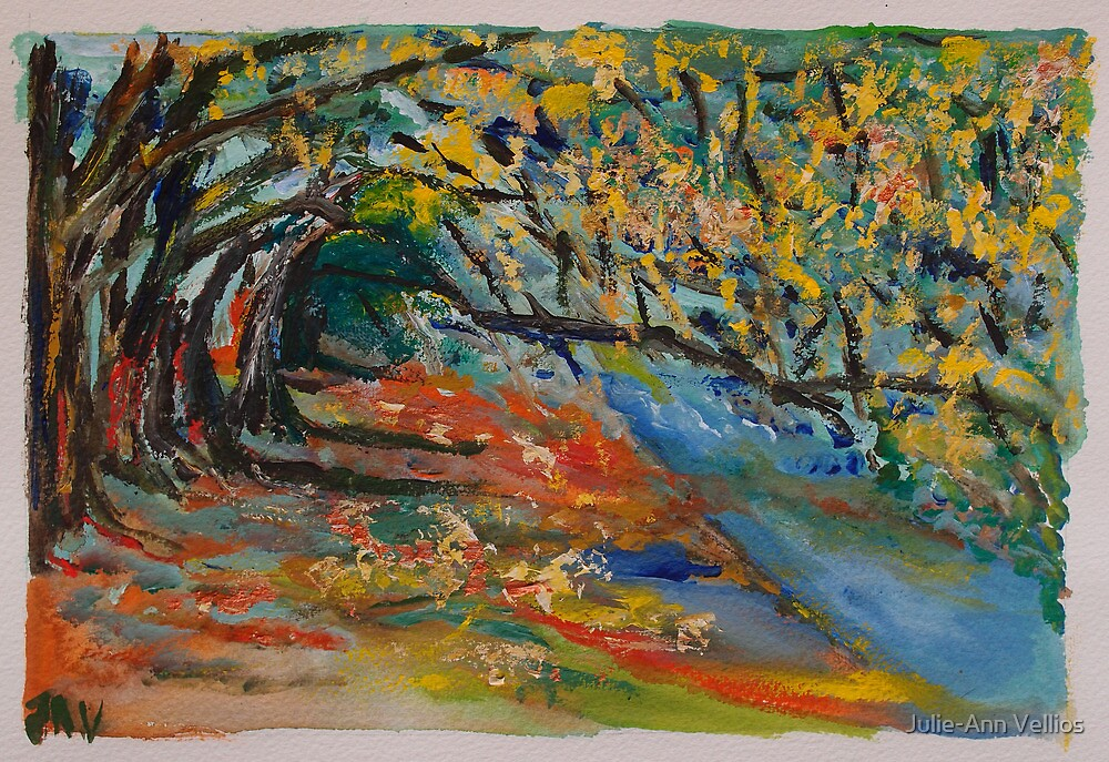 Mount Wilson Series - 1  by Julie-Ann Vellios
