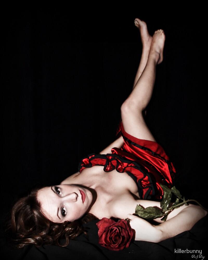 Rose by killerbunny