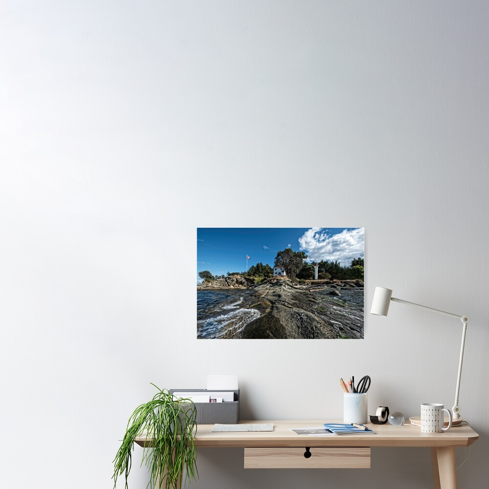 Lighthouse Park from the Point Poster