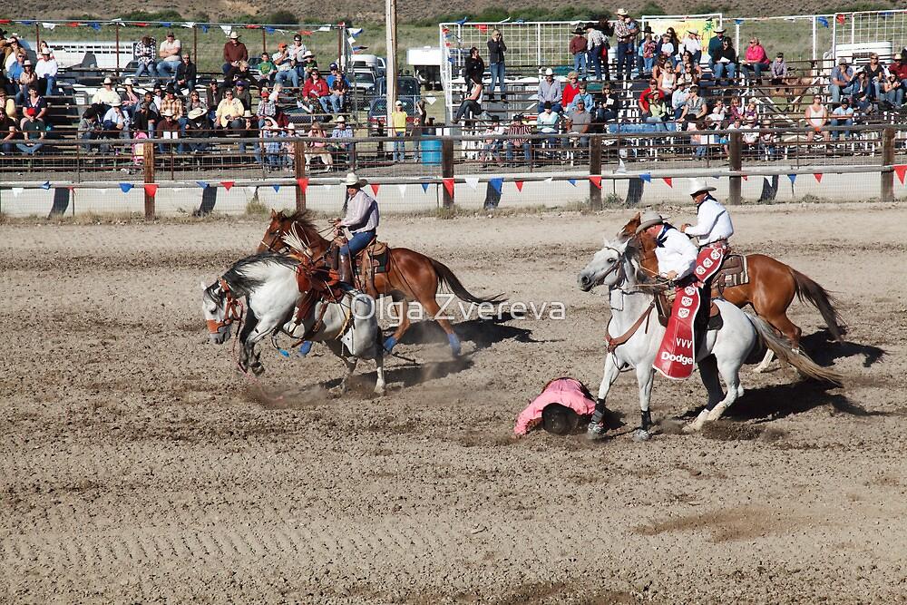 Rodeo by Olga Zvereva