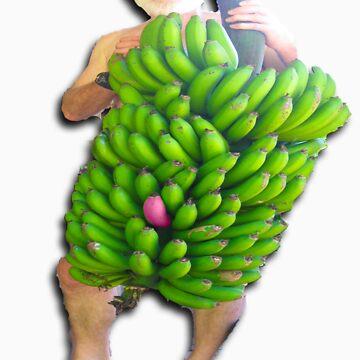 Banana Man by caratgold