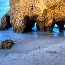 El Matador Beach - Dawn Experience 3 by Benjamin Curtis