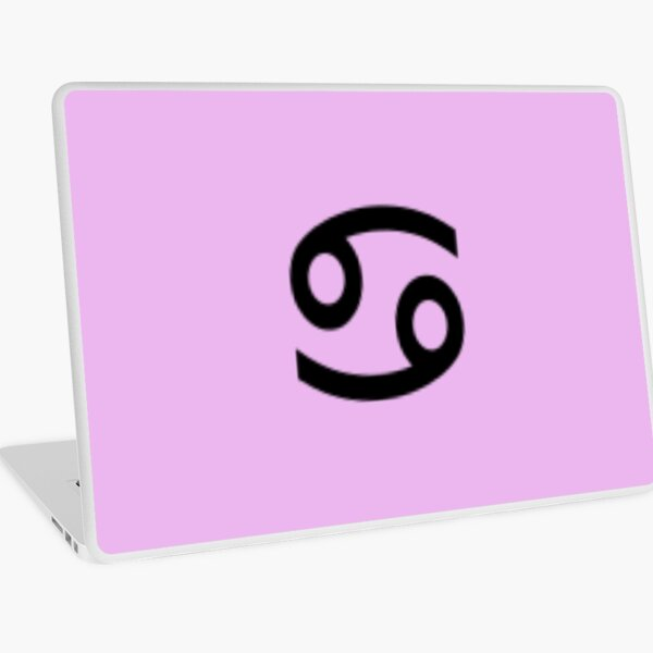 Cancer Laptop Skin