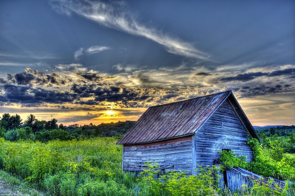 Barn For Sale ver. 2 by Sean Allocca