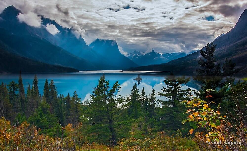 St.Mary Lake by Arvind Nagaraj