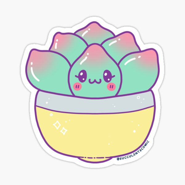 Lush Sally Sticker