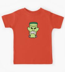 Angry Halloween Frankenstein Kids Clothes