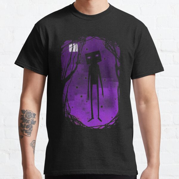 Enderman T-shirt classique