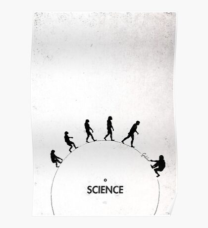 99 steps of progress - Science Poster