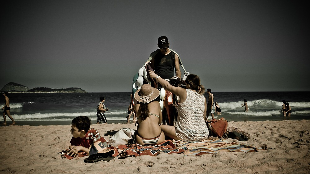 Ipanema #5 by Hedge-photo