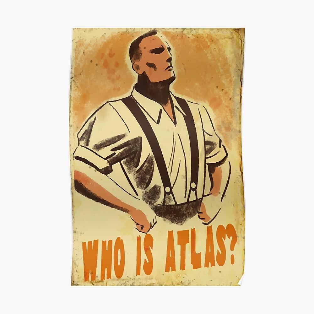 Wer ist Atlas? Poster