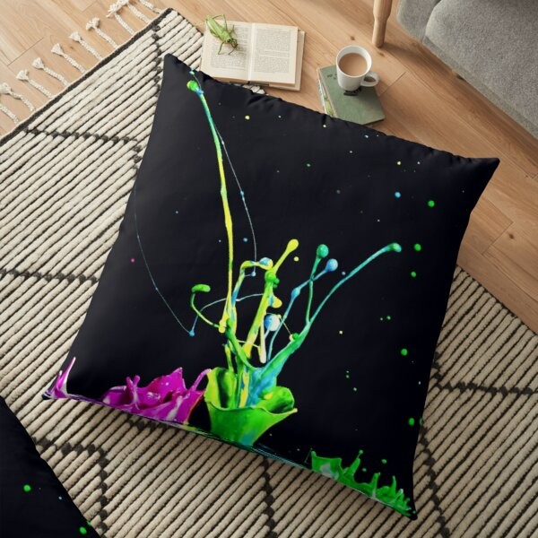 color lovers collection Floor Pillow