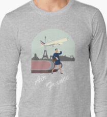 Air France Long Sleeve T-Shirt