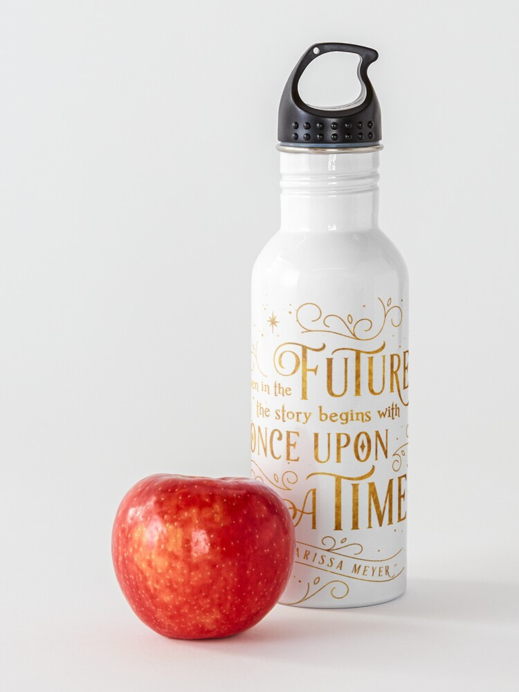 Alternate view of Once upon a time Water Bottle
