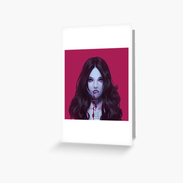 Eloquence Greeting Card