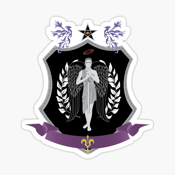 Royal Seal Sticker