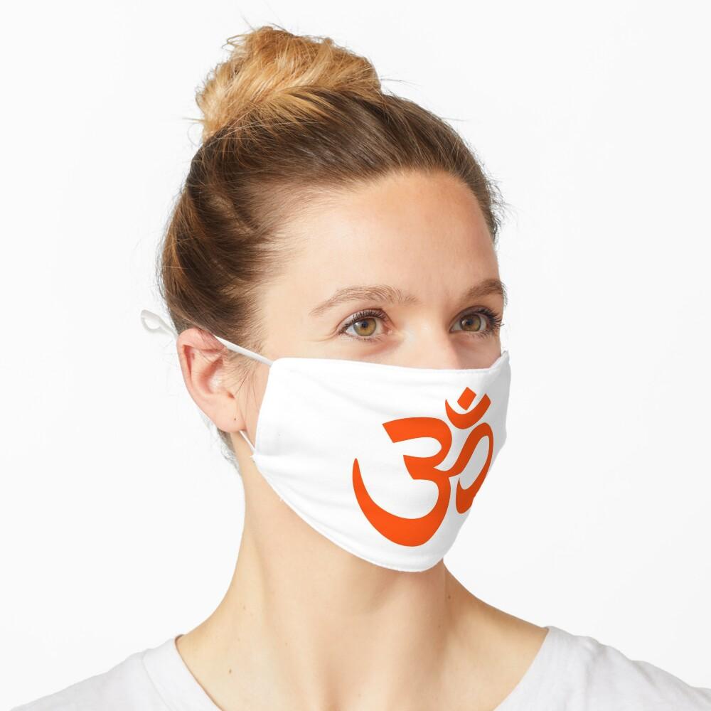 Om Hinduism Symbol  Mask
