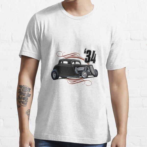 57 Chevy Gasser T Shirt 1957 Chevrolet Clothes Vintage Drag Race Apparel Classic
