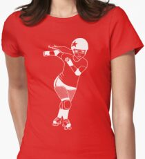 Rollergirl [White] T-Shirt