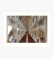 Norwich Roman Catholic Cathedral Art Print