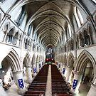 Roman Catholic Cathedral Panoramic by Nick Jermy