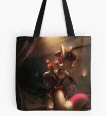"FNAF Fan Art - The Mangle ""Toy Foxy"" Tote Bag"