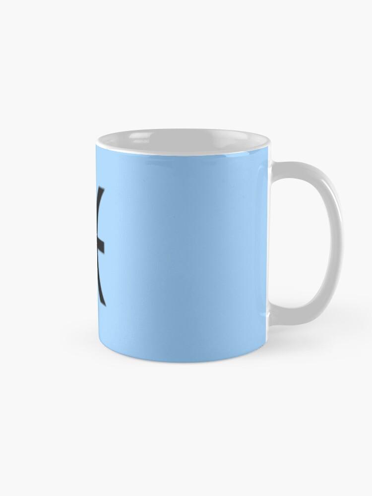 Alternate view of Pisces Mug