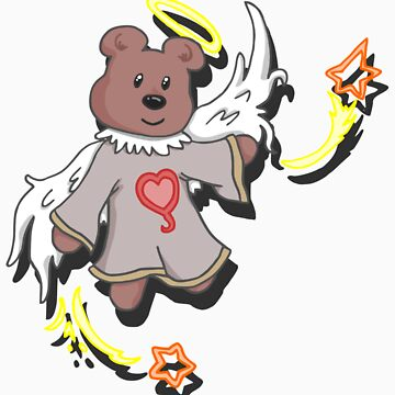 Angel Bear by hybridwing
