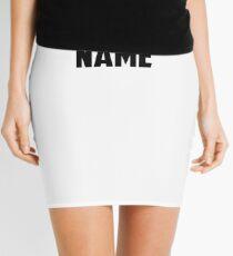 Danger Is My Middle Name Mini Skirt