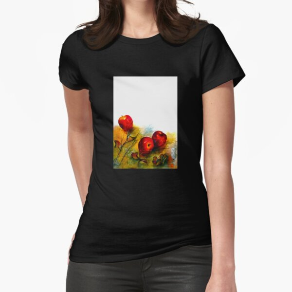 Under The Trees... Fitted T-Shirt